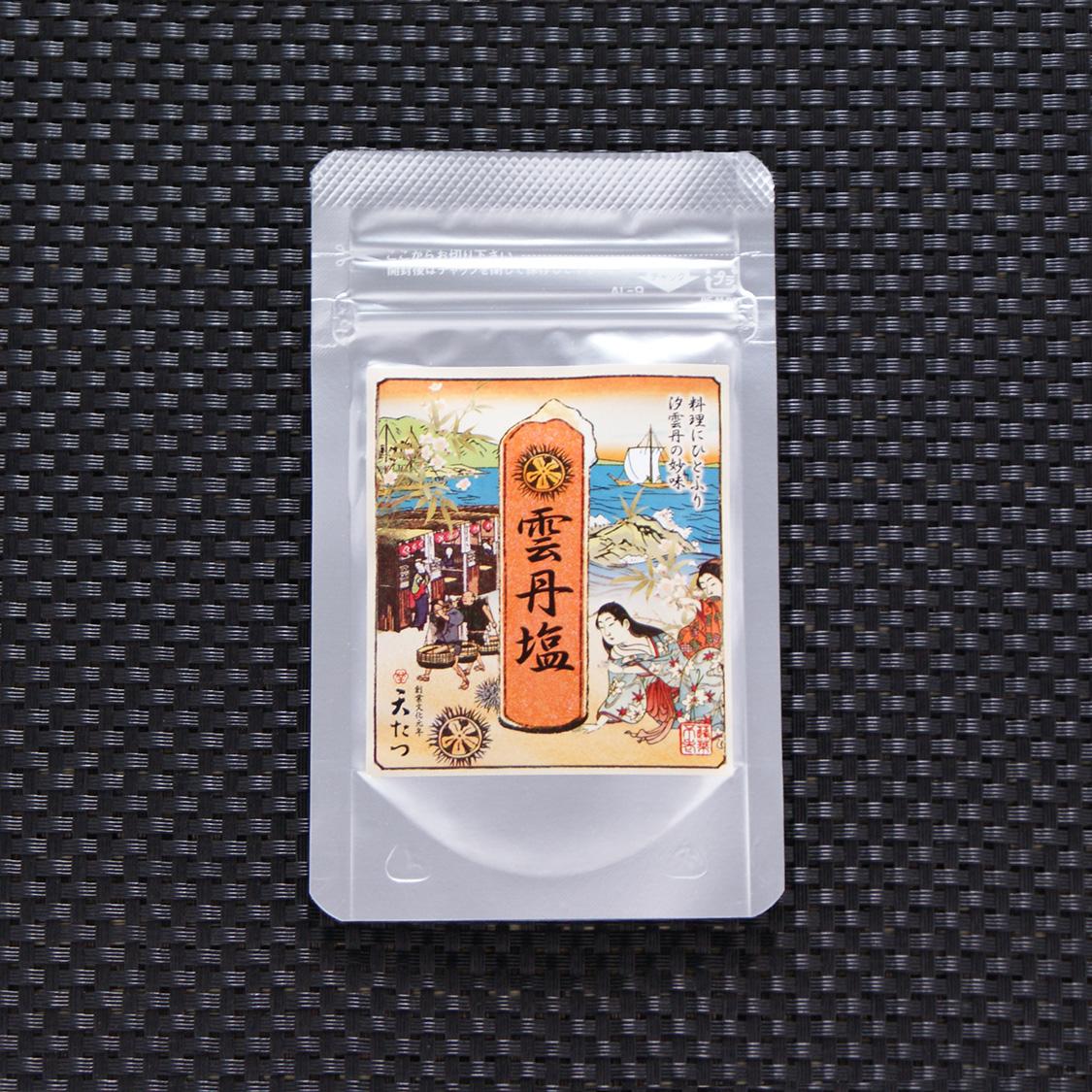 雲丹塩 (うにしお) 30g