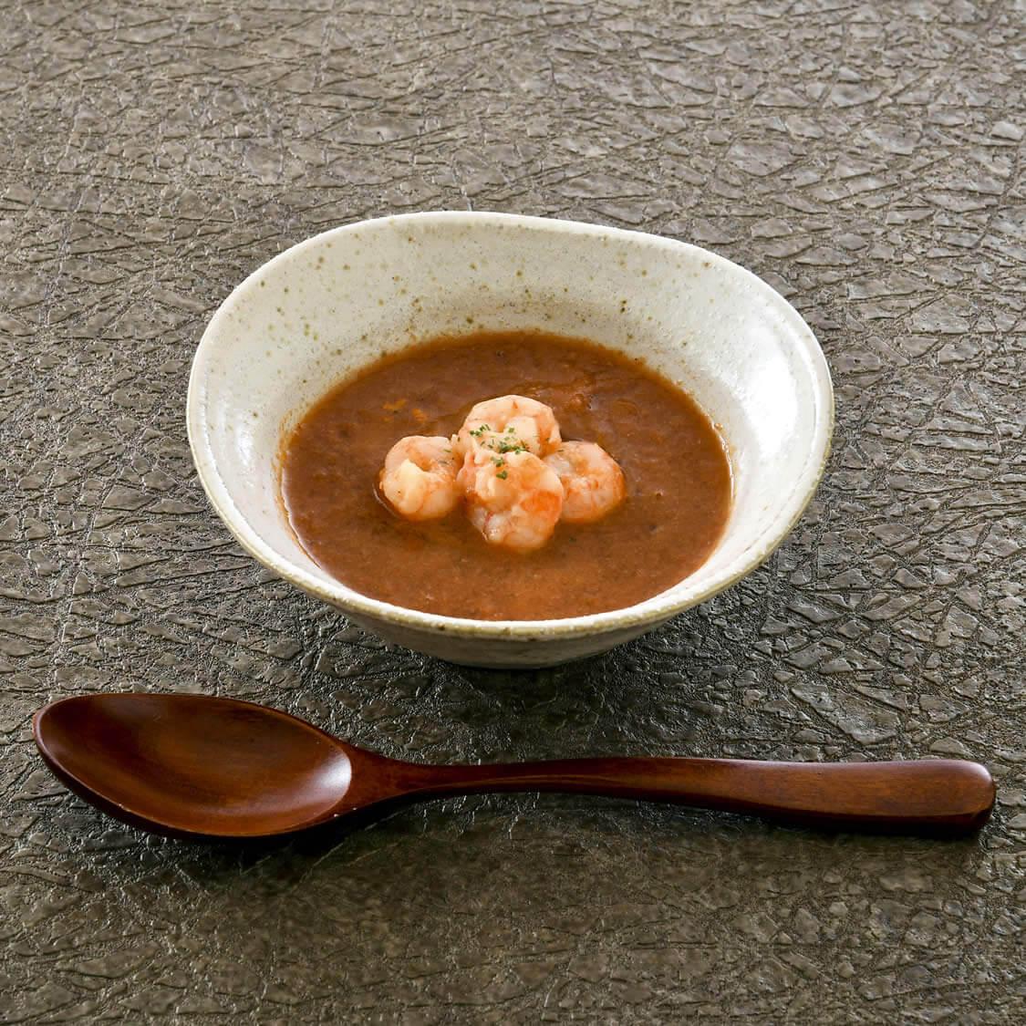 甘えびのスープ
