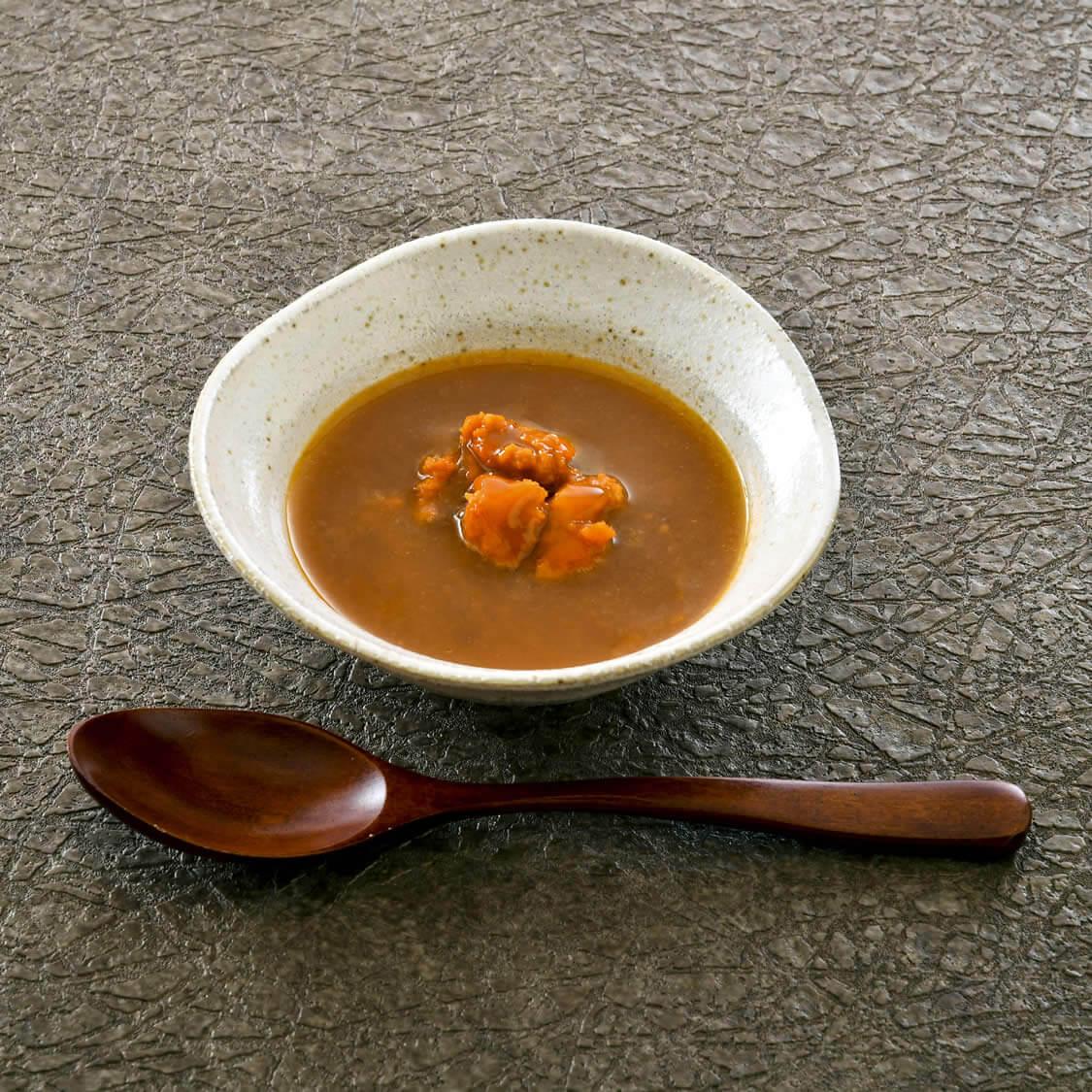 エシカルP・雲丹のスープ