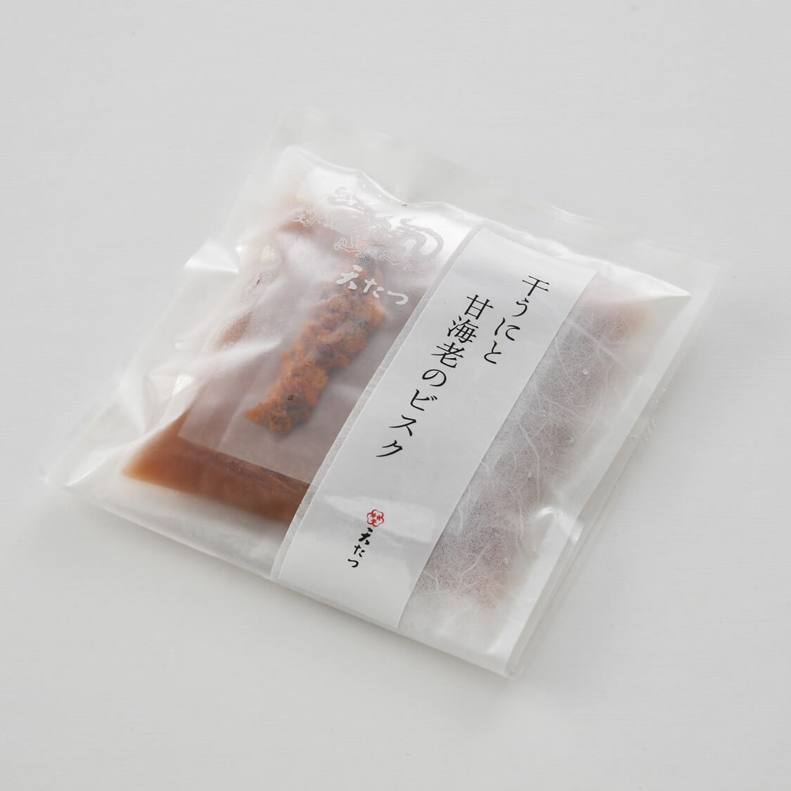 アンコール販売 | 干うにと甘海老のビスク1食(150g)