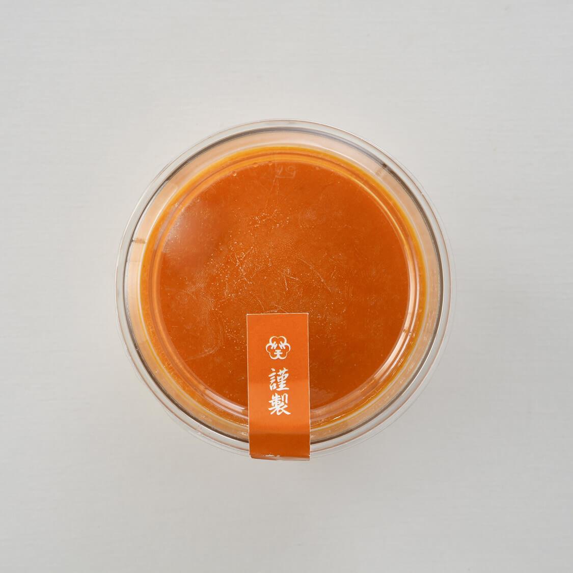 アンコール販売   雲丹とうふ ~濃厚たれ雲丹添え~ 1食(110g)